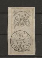 FISCAUX EFFET   N°294  10F   TYPE GROUPE ALLEGORIQUE 1880 - Fiscaux