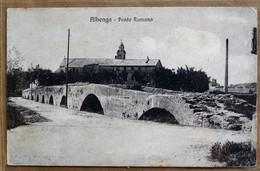 ALBENGA  PONTE ROMANO - Savona