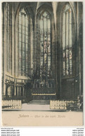AK Zabern Saverne Chor In Der Katholischen Kirche 1917 - Saverne
