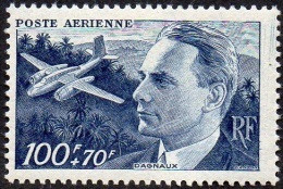 France N° PA  22 ** Poste Aérienne - Jean Dagnaux - 1927-1959 Mint/hinged