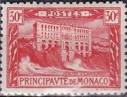 Monaco TUC 1922-23 YT 56 - Unused Stamps