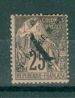 ST-PIERRE ET MIQUELON - N° 45* MH Trace De Charnière Scan Recto Verso. - Used Stamps