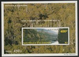 A - NOUVELLE CALEDONIE - 1992 PA BF N°12** (cote 12) - Blocks & Sheetlets