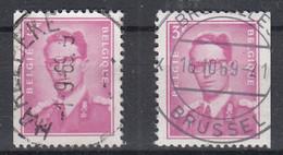 BELGIË - OPB - 1969 - Nr 1485 + A (Boekje 1/2) - Gest/Obl/Us - Used Stamps