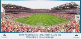 DUBLIN #1 CROKE PARK STADE STADIUM ESTADIO STADION STADIO - Stadiums