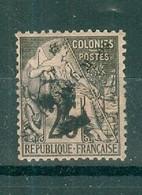 ST-PIERRE ET MIQUELON - N° 46* MH Trace De Charnière Scan Recto Verso. - Used Stamps