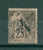 ST-PIERRE ET MIQUELON - N° 47* MH Trace De Charnière Scan Recto Verso. - Used Stamps
