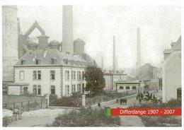 Luxembourg-Luxemburg -  Differdange  Villa  Hadir Début XXe Siècle , Edité Par Edipress Luxembourg S.a. , Tageblatt - Differdingen