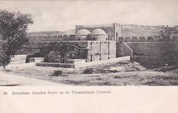 2389251Jeruzalem, Gouden Poort Op De Tempelplaats (Binnen) - Israel