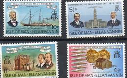 Pionniers De L'île De Man - Manx Pioneers 1975 XXX - Isle Of Man