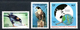 Nouvelle Calédonie - Yvert 542 543 545 ** - Cote 2,70 - NC 55 - Unused Stamps