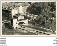 Photo Cpsm Cpm 38 GRENOBLE. Gare Téléphérique. Pour Fontainebleau 1958 - Grenoble