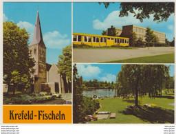 AK  Krefeld Fischeln _Ansichtskarte _ Normalformat - Krefeld