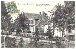 51 Montmirail - Chateau De Morsains - Montmirail