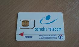 JOLIE CARTE GSM SIM CORIOLIS ITINERIS T.B.E !!! - Otros