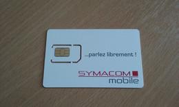 CARTE GSM SIM SYMACOM MOBILE T.B.E !!! - Otros