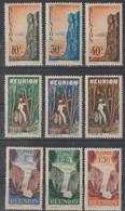 Série Courante - Unused Stamps