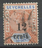 GRANDE BRETAGNE - Seychelles - Oblitere - Seychellen (...-1976)