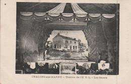 51 - CHALONS SUR MARNE - Théâtre De L' H O.L - Les Décors - Châlons-sur-Marne