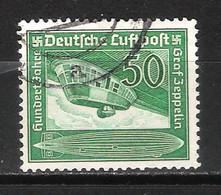 Reich Poste Aérienne N° 58 Oblitéré - Aéreo