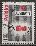 POLAND Oblitéré 2201 Libération Camp De Concentration AUSCHWITZ - Used Stamps