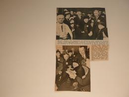"""Origineel Knipsel ( B 941 ) Uit Tijdschrift """" Zondagsvriend """" 1939 :  Van Buggenhout   Wolvertem - Unclassified"""