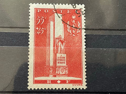 FRANCE YT 395. Oblitéré. 1938. Côte 13.00 € - Gebraucht