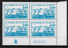 FRANCE SERVICE N°96/97** BATIMENT 2 COINS DATES - 1980-1989