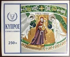 Cyprus 1969 Christmas Minisheet MNH - Neufs