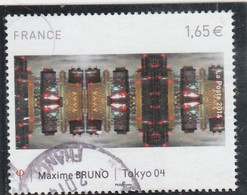 FRANCE MAXIME BRUNO TOKYO OBLITERE  2014 YT 4837    - - Usati