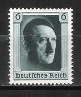 Reich Timbre Seul Issu Du Bloc 8 Neuf ** (Michel 646 ) - Blokken