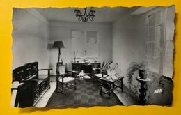 13313 - Hostellerie Des Trois Seigneurs Le Salon De Lecture Massat Ariège - Other Municipalities