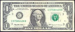 USA 1 Dollar 1999 C  - VF # P- 504 < C - Philadelphia PA > - Billets De La Federal Reserve (1928-...)