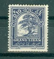 GRAND LIBAN - N° 50 Sans Gomme Scan Recto Verso. - Non Classés