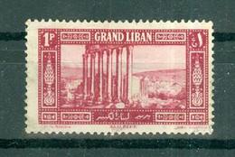 GRAND LIBAN - N° 54 Sans Gomme Scan Recto Verso. - Non Classés