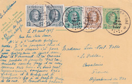 Carte Postale 1927 - Postales [1909-34]