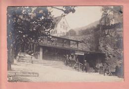 OLD PHOTO POSTCARD -   CZECH REPUBLIC - KARLSBAD - SCHLOSSB BRUNNEN - Repubblica Ceca