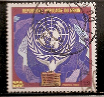 BENIN OBLITERE - Benin - Dahomey (1960-...)