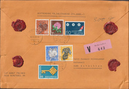 Switzerland Value Letter Posted Rehetobel 1968 (LAR10-32) - Briefe U. Dokumente
