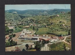 CPSM Gf . 12 . ST-AFFRIQUE . École Des Métiers E.D.F. Et école St-Gabriel . Vue Aérienne . - Saint Affrique