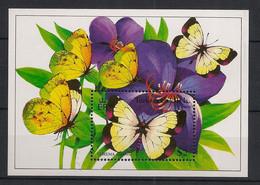 Turks & Caicos - 1994 - Bloc Feuillet BF N° Yv. 140 - Papillons / Butterflies - Neuf Luxe ** / MNH / Postfrisch - Papillons