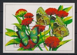 Turks & Caicos - 1994 - Bloc Feuillet BF N° Yv. 148 - Papillons / Butterflies - Neuf Luxe ** / MNH / Postfrisch - Papillons