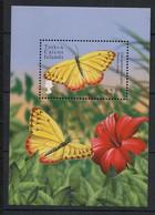 Turks & Caicos - 2000 - Bloc Feuillet BF N° Yv. 201 - Papillons / Butterflies - Neuf Luxe ** / MNH / Postfrisch - Papillons