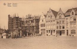 Ypres / Ieper : Nieuwerk / Heropbouw Ruines - Ieper