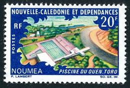 NOUV.-CALEDONIE 1967 - Yv. 338 **   Cote= 4,50 EUR - Piscine Du Ouen-Toro à Nouméa  ..Réf.NCE26905 - Unused Stamps