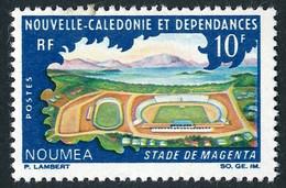 NOUV.-CALEDONIE 1967 - Yv. 337 NEUF 2ème Choix  Cote= 2,40 EUR - Stade De Magenta à Nouméa  ..Réf.NCE26904 - Unused Stamps