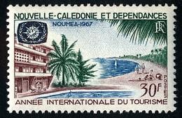 NOUV.-CALEDONIE 1967 - Yv. 339 **   Cote= 6,00 EUR - Année Internationale Du Tourisme  ..Réf.NCE26128 - Unused Stamps
