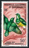 NOUV.-CALEDONIE 1966 - Yv. PA 90 *   Cote= 19,00 EUR - Oiseaux : Pigeons Verts  ..Réf.NCE26795 - Unused Stamps