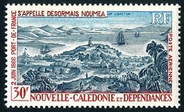 NOUV.-CALEDONIE 1966 - Yv. PA 86 **   Cote= 6,40 EUR - Port-de-France Devient Nouméa  ..Réf.NCE26793 - Unused Stamps
