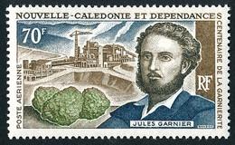 NOUV.-CALEDONIE 1967 - Yv. PA 95 **   Cote= 11,00 EUR - Jules Garnier  - Découverte De La Garniérite  ..Réf.NCE26810 - Unused Stamps